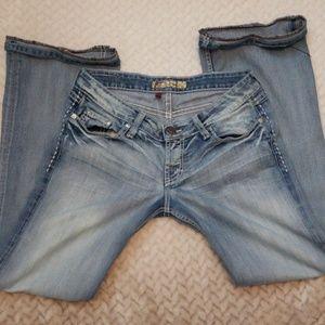 BKE Star Stretch Jeans